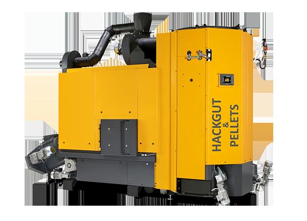 ETA Hackgutkessel HACK VR  333 bis 500 kW