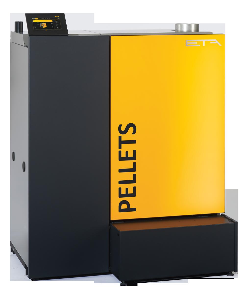 ETA PelletsCompact  20 bis 50 kW