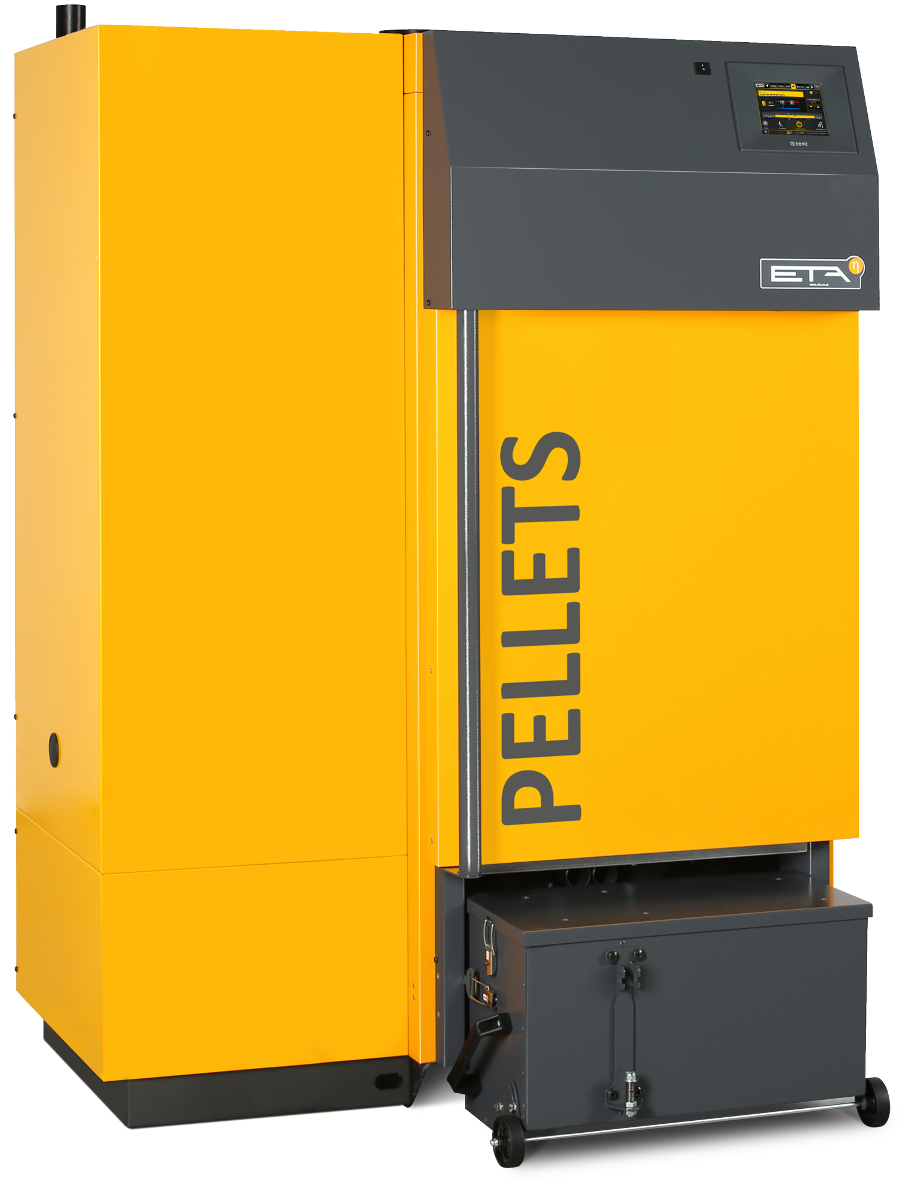 Pelletskessel ETA PE-K  70 bis 220 kW