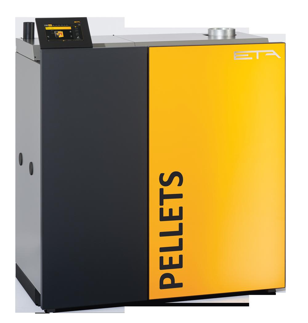 Pellets Unit  7 bis 15 kW