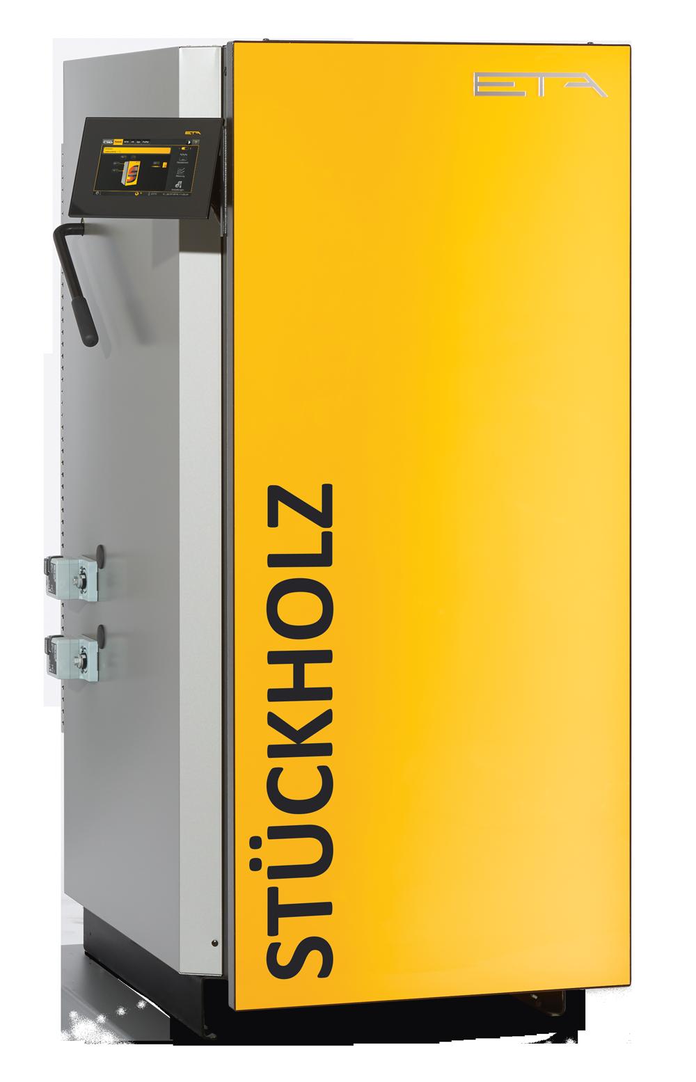 Holzvergaser ETA SH 20 bis 60 kW